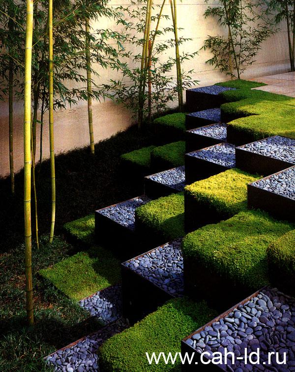 Грунт в ландшафтном дизайне
