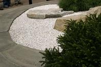Рис.5. Гравий с камнями