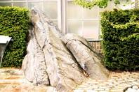 Рис.7. Естественность натурального камня