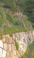 Рис.10. Уклон подпорной стенки